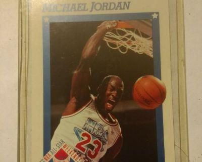 1991 NBA Hoops Michael Jordan # 253