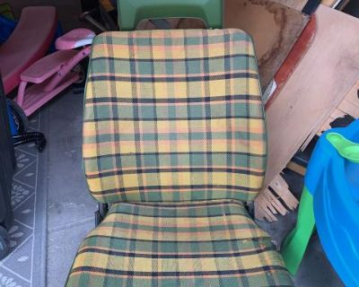 74-76 Westy Original Front Seats