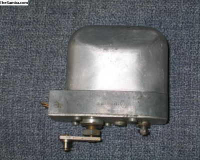 wiper motor bosch 6 volt