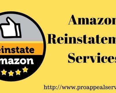 Amazon Reinstatement Services