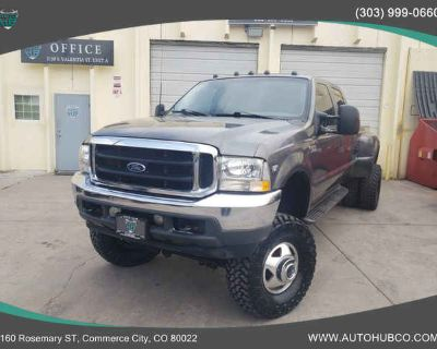 2003 Ford F350 Super Duty Crew Cab for sale