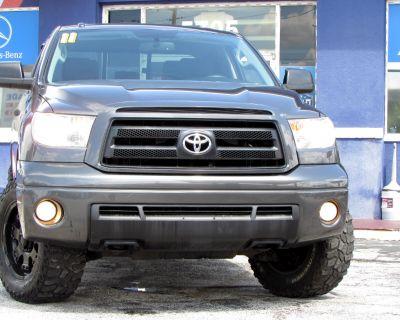 2011 Toyota Tundra 4WD Truck Dbl 5.7L V8 6-Spd AT (Natl)