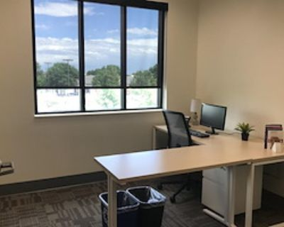 Private Office for 2 at Office Evolution - Longmont