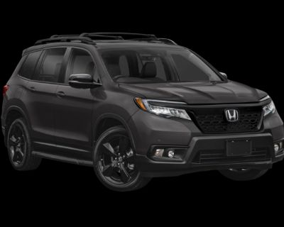 Pre-Owned 2019 Honda Passport Elite with Navigation & AWD