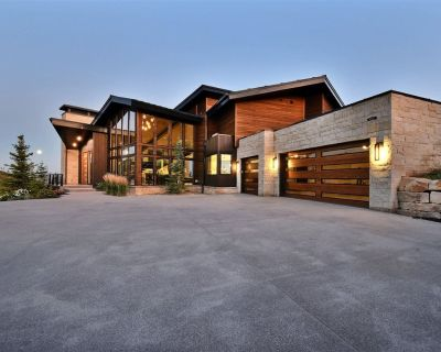 Luxury Modern Vacation Home with Deer Valley Views Snow Top Brilliance - Park City