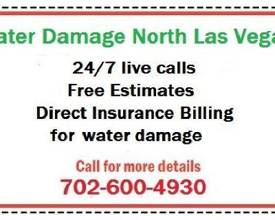 Flood Damage Las Vegas