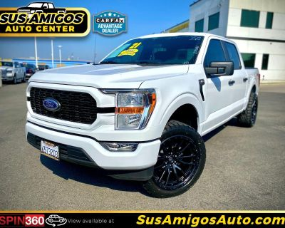 2021 Ford F-150 King-Ranch SuperCrew 5.5-ft. 2WD