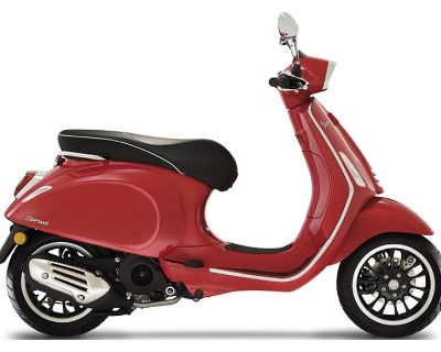 2020 Vespa Sprint 50 Limited Speed Scooter Saint Louis, MO
