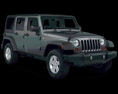 Pre-Owned 2015 Jeep Wrangler Unlimited Sport 4WD 4D Sport Utility