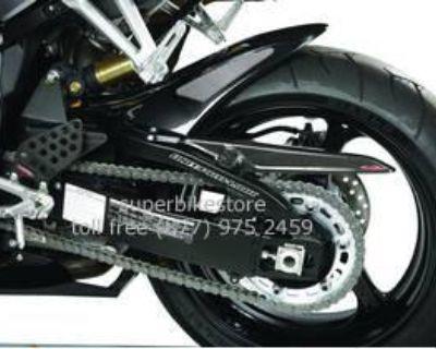 Honda Cbr1000rr 2004 2007 Rear Tire Hugger Carbon Look - Made In England