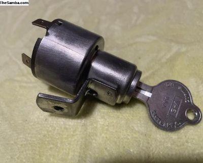 German 1961 1962 1963 Ignition Switch Split Bus Og