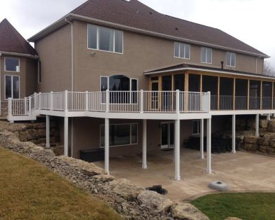 Hire the experts in Trex Composite Decking MN from Stumpy's Deck