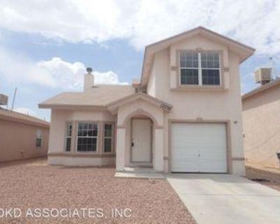 12230 Saint Mark Ave, El Paso, TX 79936 3 Bedroom House