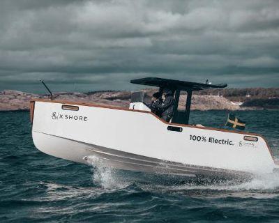 2022 Custom Eelex 8000