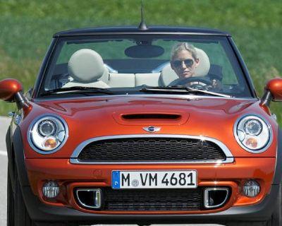 2012 MINI Convertible Cooper S
