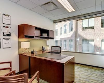 Private Office for 2 at Carr Workplaces - K Street