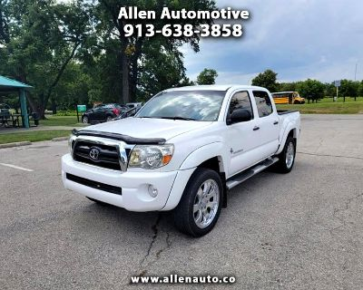 Used 2008 Toyota Tacoma PreRunner Double Cab V6 Auto 2WD