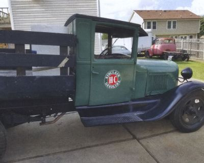1928 Ford Flatbed Truck