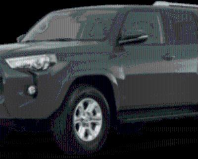 2019 Toyota 4Runner SR5 Premium RWD