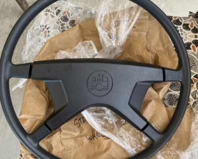 NOS Stock 74 & Layer Steering Wheel