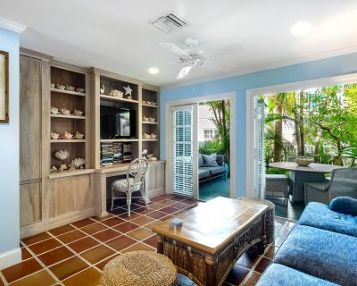 Classic Key West condo w/ private parking, covered porches, & shared pool! - Old Town Key West