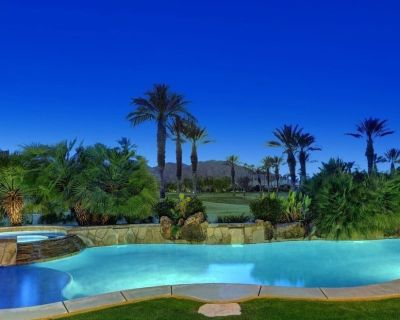 Spectacular 4 bed Home on Huge lot With Outdoor Palapa - Best 180 mt View - La Quinta