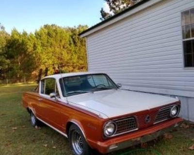 66 Plymouth Barracuda