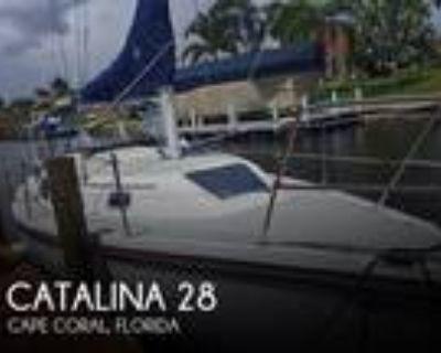 28 foot Catalina 28 Mk II