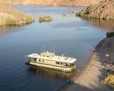 1985 Masterfab Houseboat
