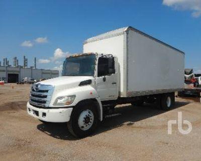 2012 HINO SA Box Trucks, Cargo Vans Truck