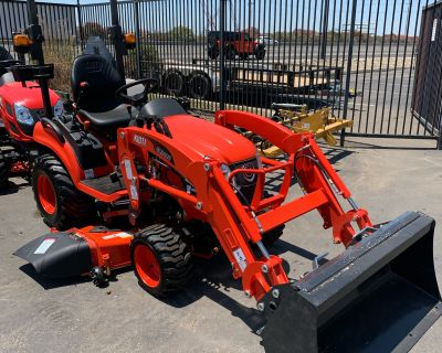 2021 KIOTI CS2520 WITH LOADER Tractors Elk Grove, CA