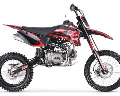 2021 SSR Motorsports SR140TR - BW Motorcycle Off Road Little Rock, AR