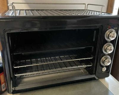 Food Network convection oven