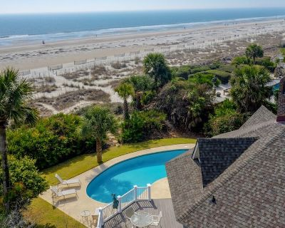 7 Dinghy-Enjoy this high-finish remodel- OCEANFRONT - Hilton Head Island