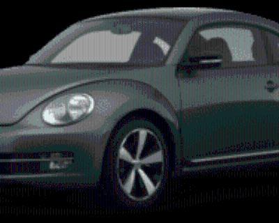 2012 Volkswagen Beetle Turbo DSG (PZEV)
