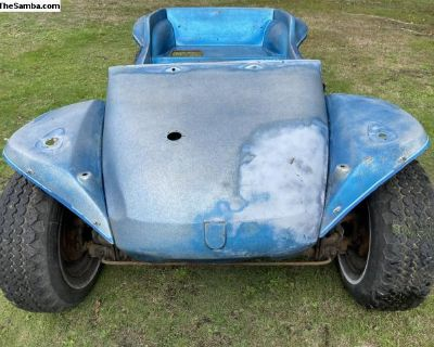 1962 Real Meyers Manx Project