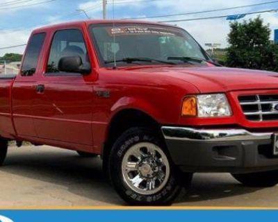 2003 Ford Ranger Tremor Plus