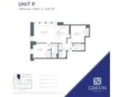 THE GRIFFIN CENTER CITY - P 1 Bedroom 1 Bath/Den