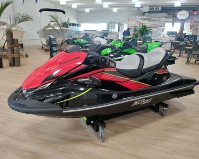 2022 Kawasaki STX 160LX