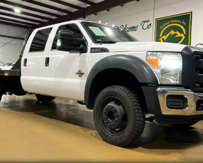 2013 Ford Super Duty F-550 Chassis Cab XL