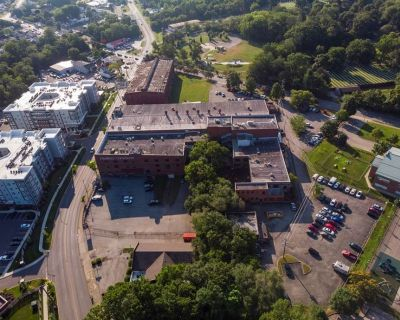 Distillery Commons Buildings For Sale