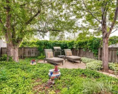 The Dream-like Garden Oasis in Sloan's Lake - Jefferson County