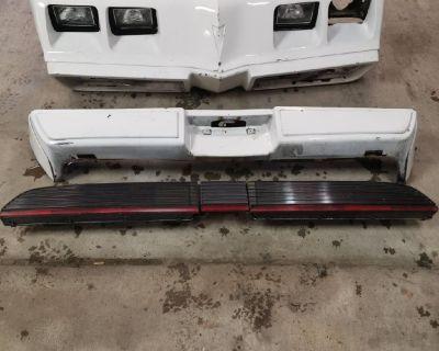 1980 Trans Am parts