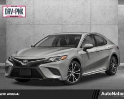 2019 Toyota Camry SE Automatic