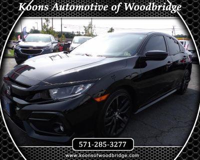 2020 Honda Civic Sport Hatchback CVT