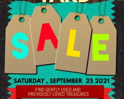 Community Yard Sale at Windmill Point Park & Campground