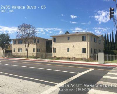 Apartment Rental - 2485 Venice Blvd