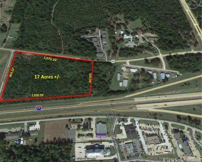 17 +/- acres on Greenwood Road at Broadacres