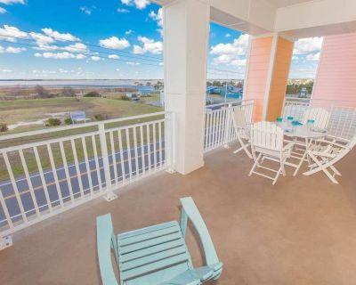 3 bedroom luxurious condo on the beach with breath-taking bay views! - Sandbridge