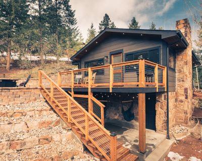 Modern Luxury Cabin - Hot Tub Hiking Hammocks - Cascade-Chipita Park